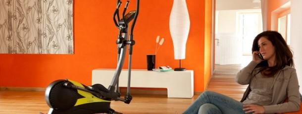 Das Training in den eigenen vier Wänden gewinnt wieder an Beliebtheit