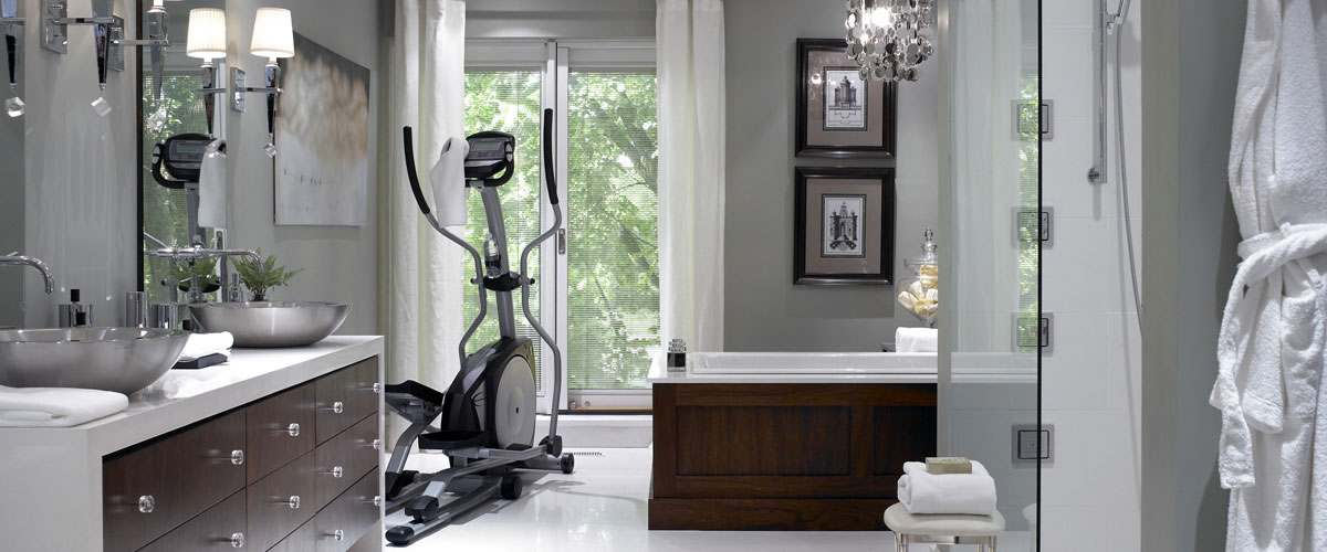 Crosstrainer & Co. – Ihr Fitness-Training im Wohnzimmer