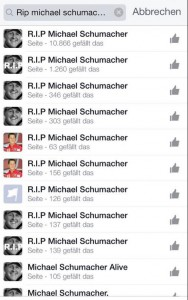 R.I.P Michael Schumacher