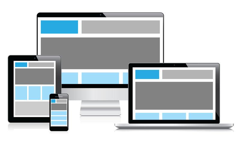 Webseiten für Smartphones optimieren durch responsive Webdesign