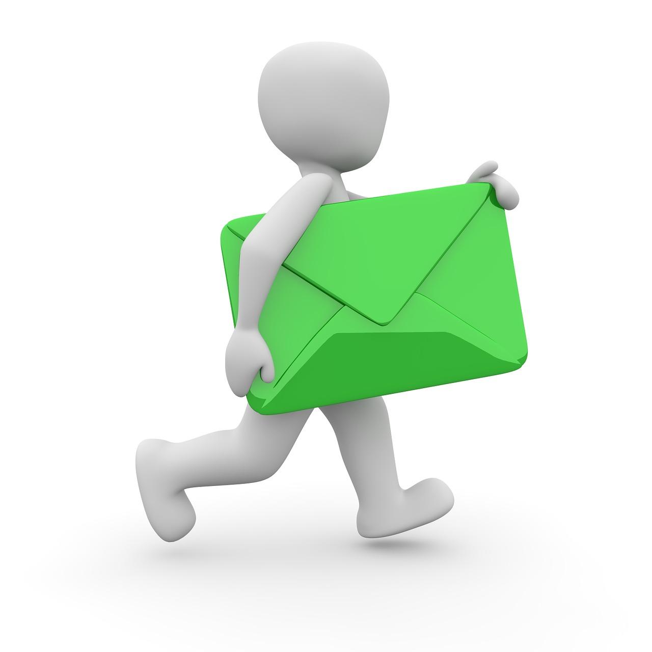 E-Mail Versandlösung im professionellen Einsatz
