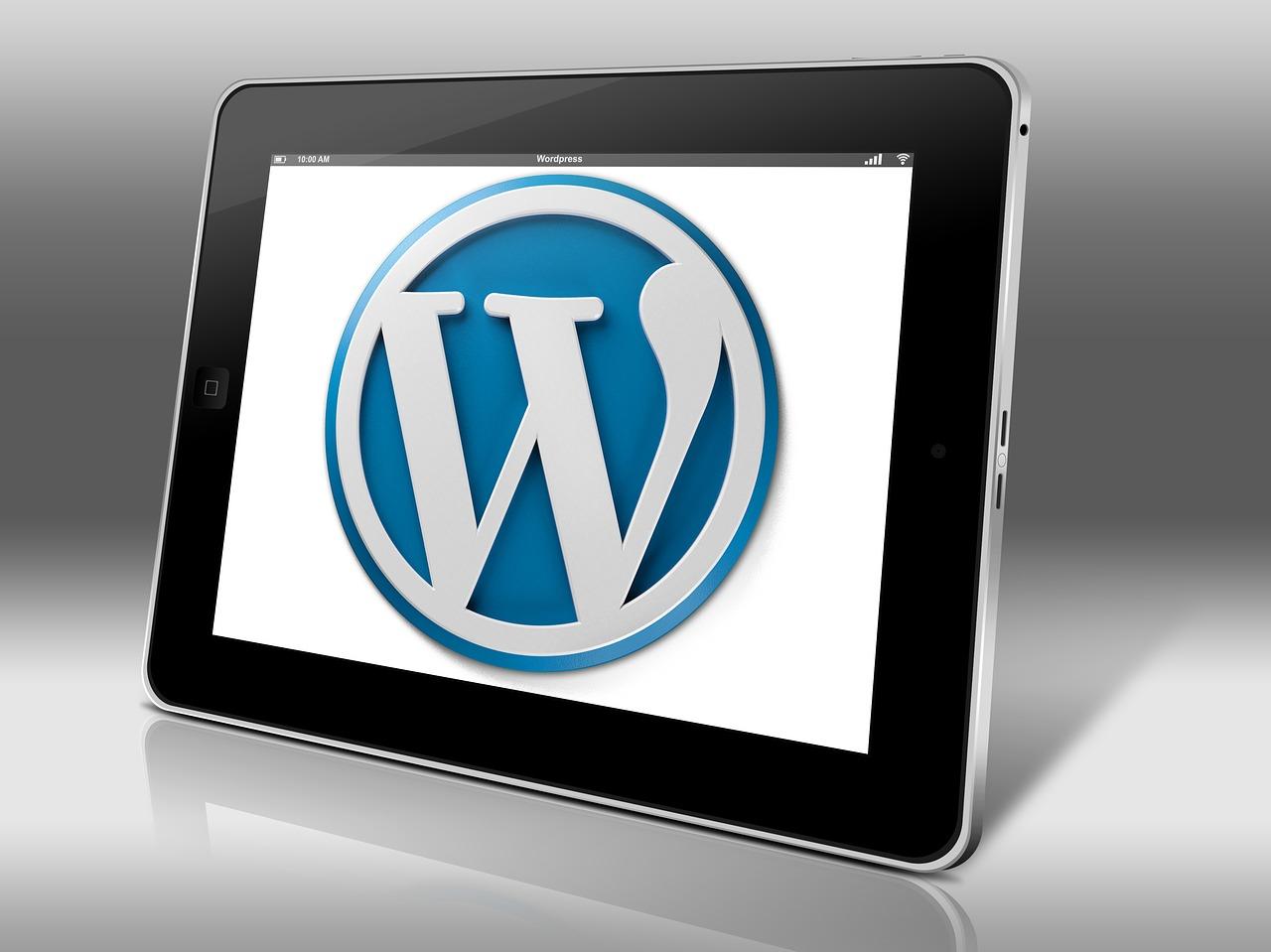 Online Portrait einer WordPress Agentur aus München