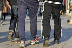 jogginghosen trend 2014