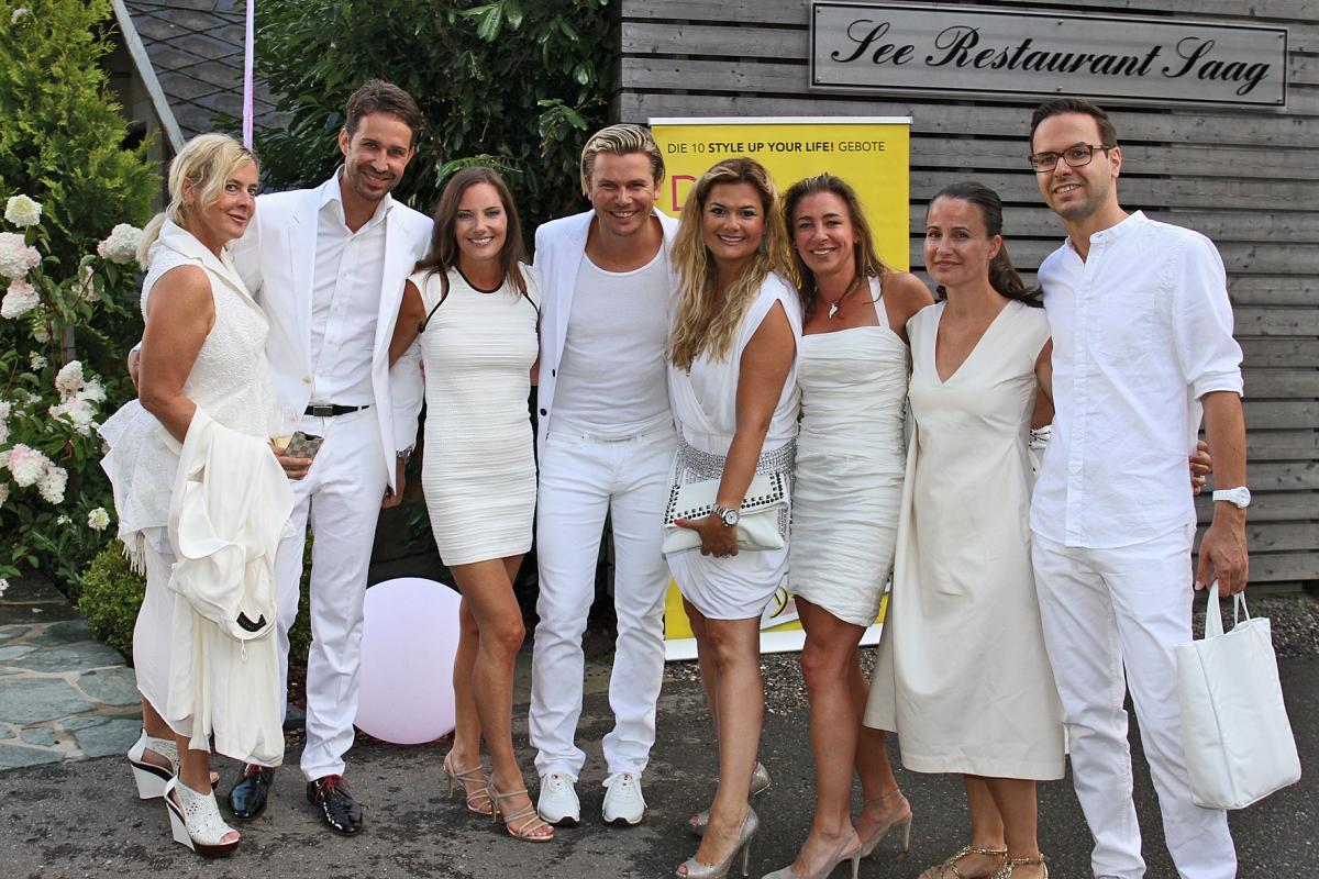 2017 summer fashion trend - White Saag Am W 246 Rthersee Wurde Zum Promi Treff