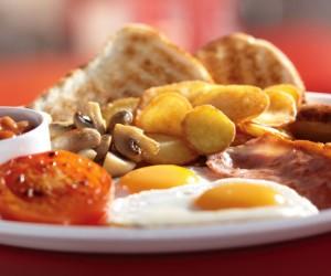Neue Ernährungsstudie: Frühstücken macht dick!
