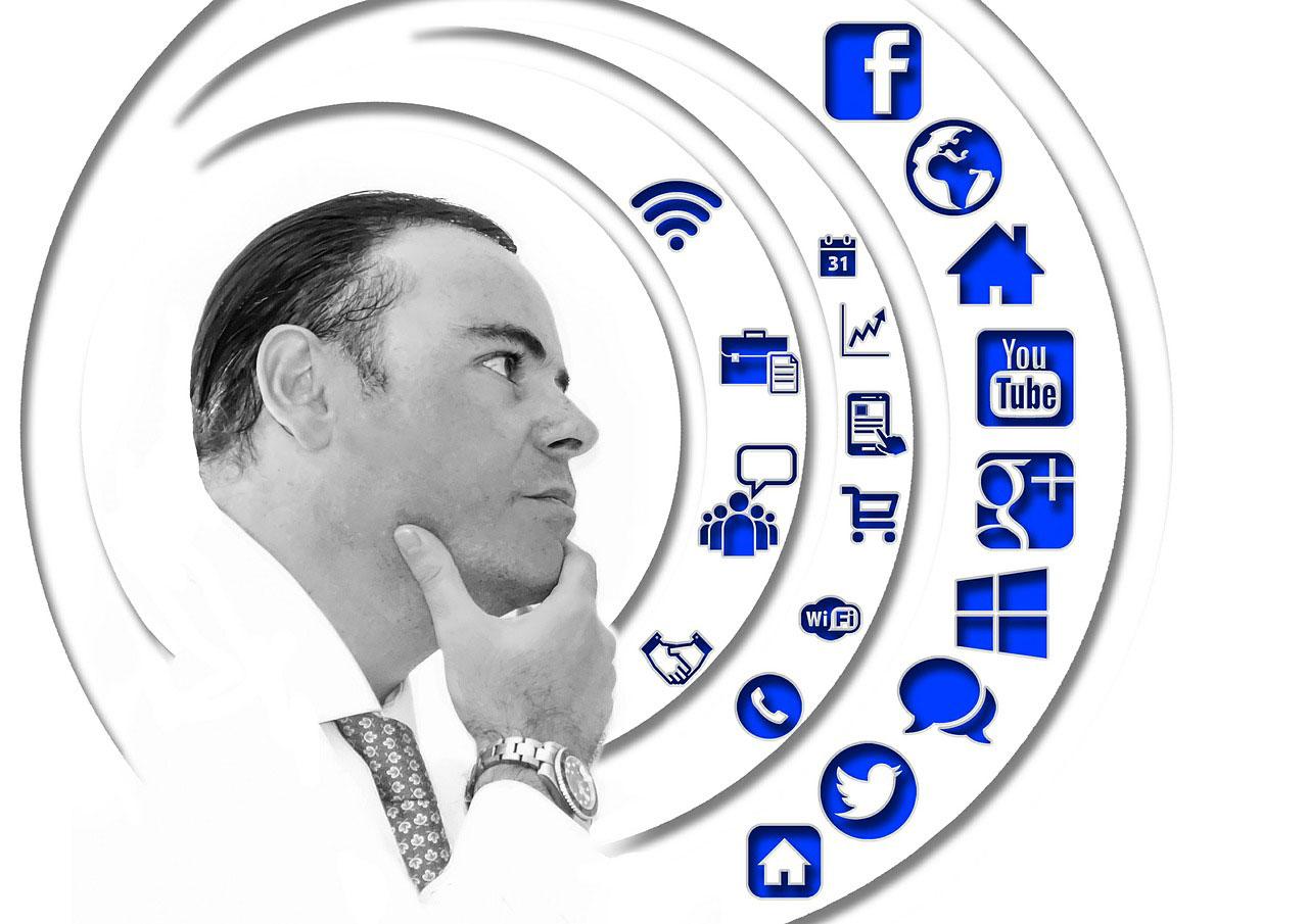 über 50% der Unternehmen erachten Social Media als wichtig