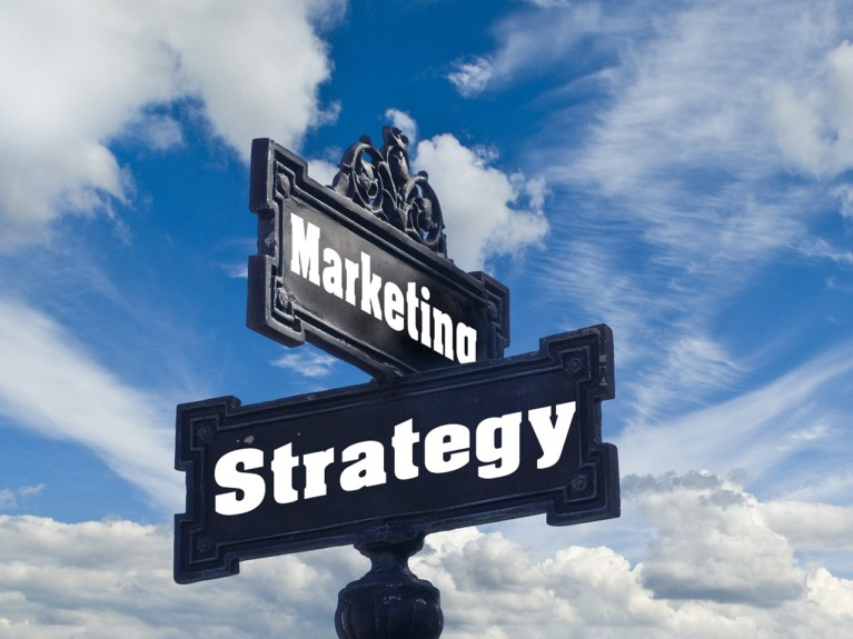 Marketing-Strategie
