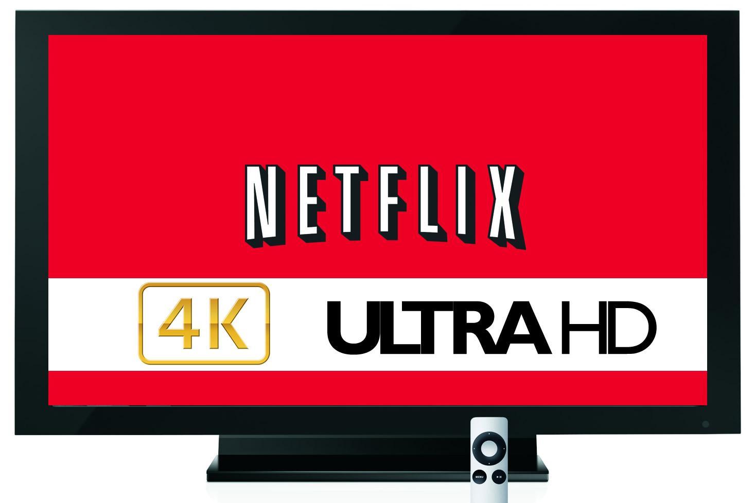 Wird Netflix der erste Ultra-HD Video on Demand Anbieter?