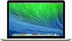 Apple MacBook Pro 4k UHD am Mac