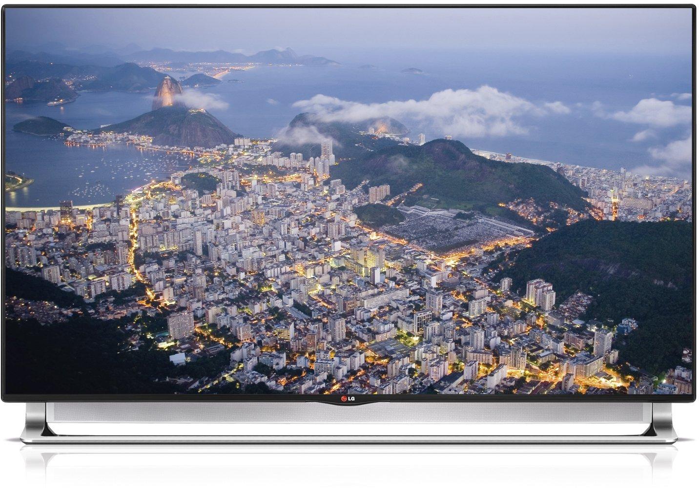 Mit LG 55UB850V und LG 49UB850V nahezu perfektes Ultra HD