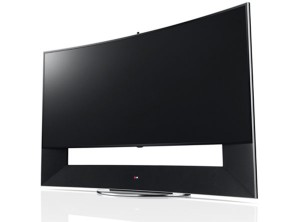 LG 105UC9 105 Zoll Curved TV