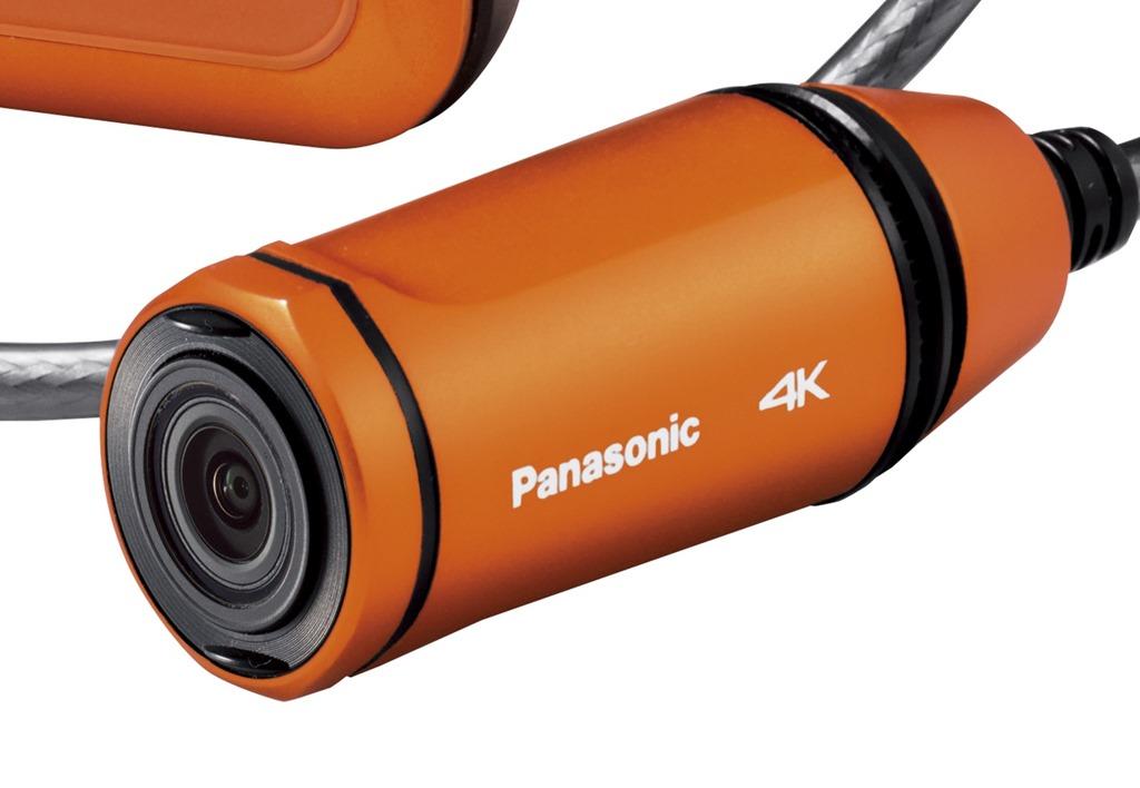 Panasonic HX-A500: UHD-Action-Cam ab sofort erhältlich
