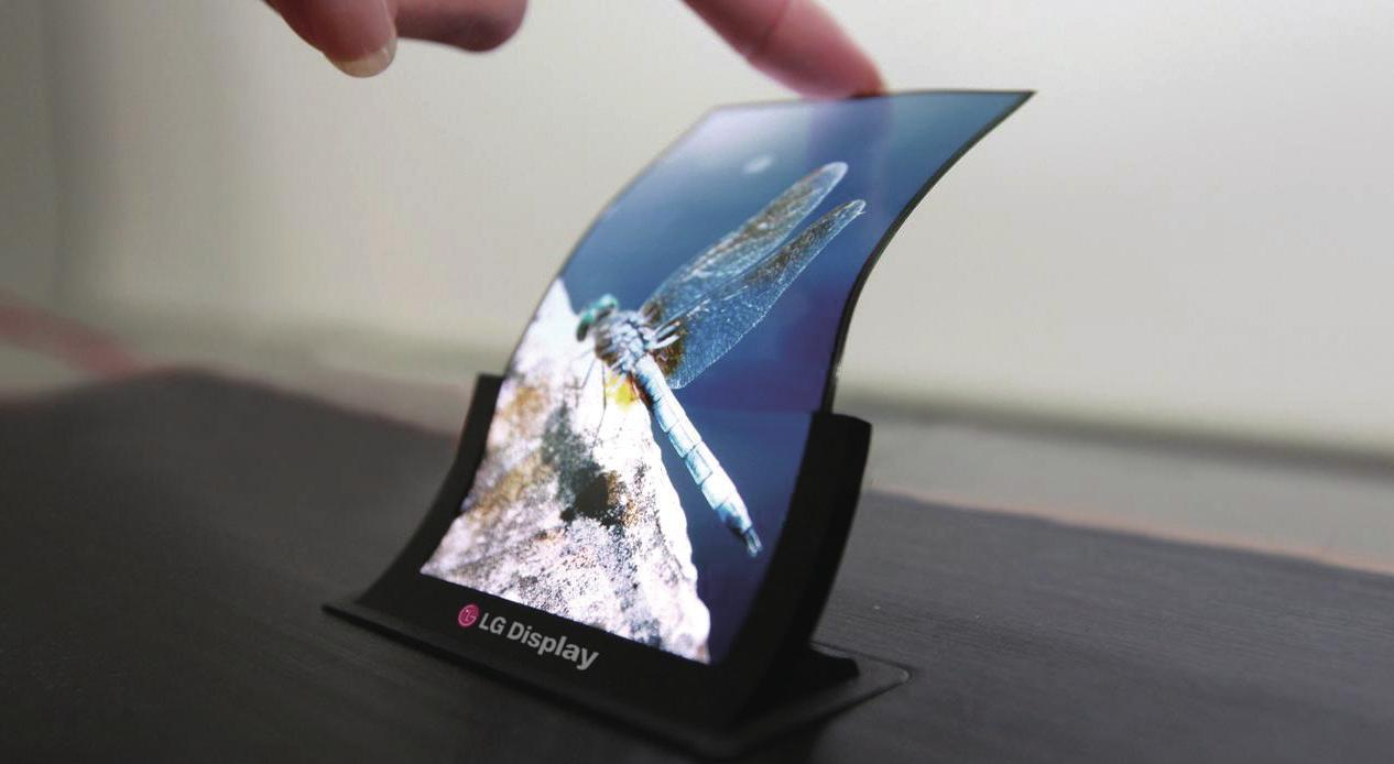 LG: flexible 4K-OLED-Panels ab 2017