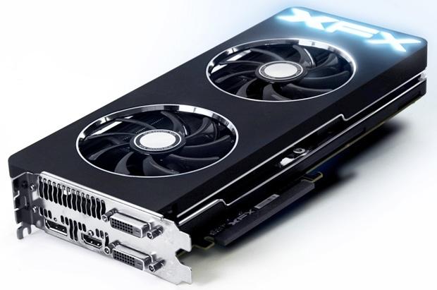 8GB für perfekte 4K-Auflösung - die neue AMD Radeon R9 290x von XFX