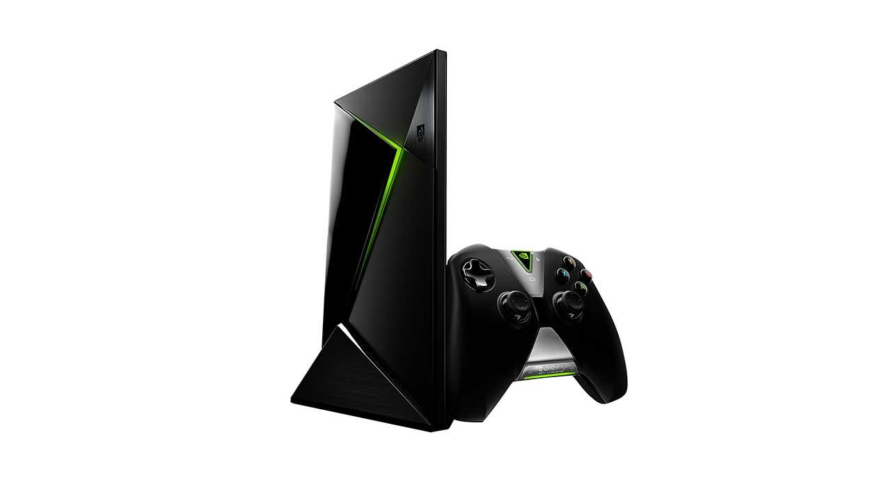 Nvidia Shield: Neue Multimedia-Konsole für 4K-Wiedergabe