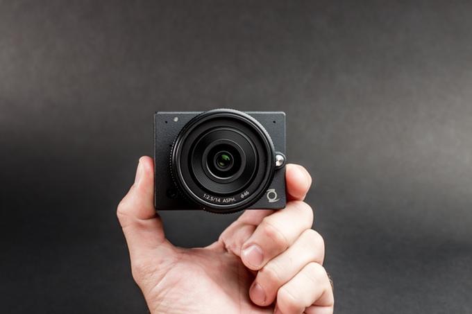 UHD-Cam: Z Camera E1 ist weltweit kleinste MFT-4K-Kamera